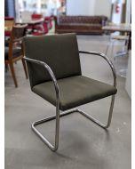 replica Knoll Brno tubular side chair