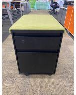 Herman Miller mobile box/file pedestal