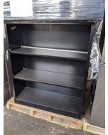 "42""W Herman Miller 3H Bookcase (Medium Tone)"
