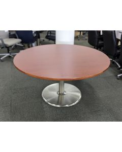 5' Falcon Round Conference Table (Cherry Laminate)