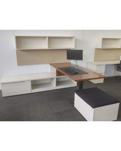 Steelcase L-Shaped Desk