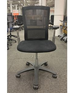 Knoll Life Task Chair (Blackout/Eclipse)