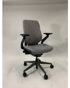 Steelcase Gesture Task Chair (Chainmail - Silver Dollar)