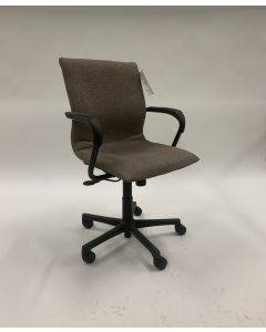 Steelcase Protégé Conference Chair (Tan Waves)