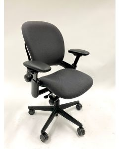 Steelcase Leap V1 Task Chair (Link/Black)