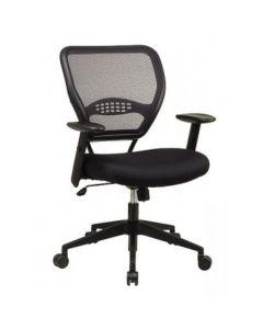 OFC Aura Task Chair (Black Mesh)