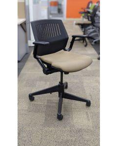 Vecta Kart Nesting Chair (Tan)