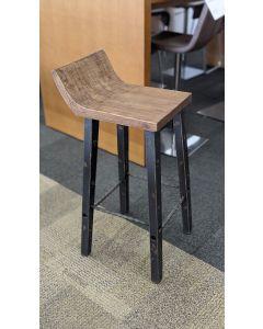 Wayfair Trent Austin Design Feinberg Counter Height Stool (Solid Wood)