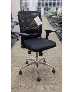 Offices To Go OTG10904B Task Chair (Black Mesh)