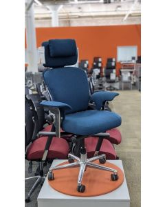 Steelcase Leap Worklounge Conference (Aqua)