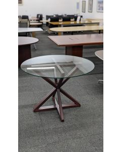 3.5' Round Conference (Glass)