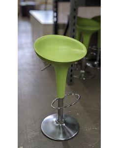 Set of (6) Magis Bombo Stools (Green)