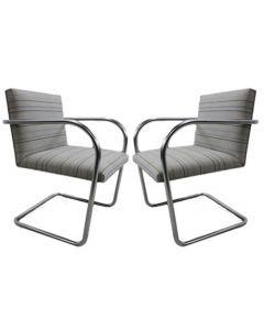 Knoll Brno Tubular Side Chair (Chakra Neutral)