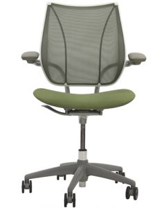 Humanscale Liberty Task Chair (Pinstripe Citron)