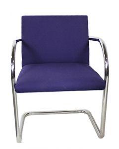 Replica Knoll Brno Tubular Side (Violet)